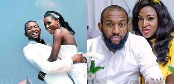 'I felt betrayed by God when my husband, Eric Arubayi, died'- Chinonso Arubayi says