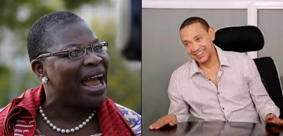 "Image result for Ben Bruce Retweets Twitter Post That Says Oby Ezekwesili Is A ""Yahoo boy"""