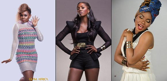 Yemi Alade Doesn't Consider Tiwa Savage A Rival –Manager
