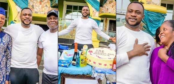 Photos From Odunlade Adekola's 42nd Birthday
