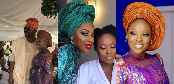 Mo Abudu's daughter holds traditional wedding introduction