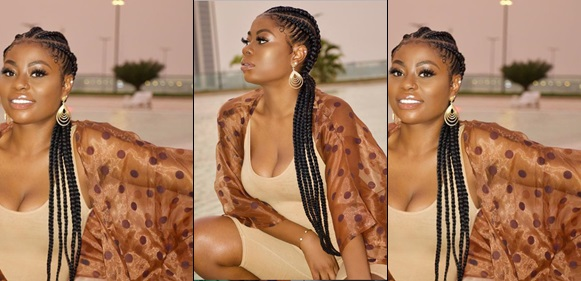 '2019 is not the year to come for an alpha female' - Davido's babymama, Sophia Momodu says as she shares new stunning photos