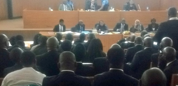 CJN Walter Onnoghen's case adjourned till January 22nd