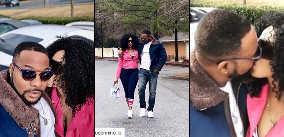 Actor Ninalowo Bolanle Shares Loveup Photos With His Wife To Celebrate New Year