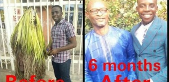 Masquerade Becomes A Christian And An Evangelist After Six Months