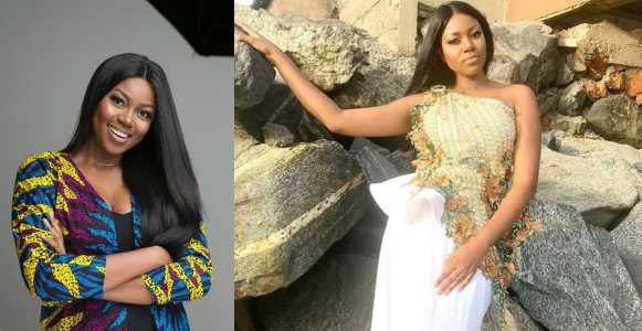 Actress Yvonne Nelson promises never to date a Nigerian again