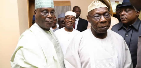 """Atiku is not a messiah, he's not a saint"" – Obasanjo hits again"