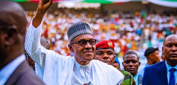 Vote For Whoever You Like- Buhari Tells Supporters During Presidential Campaign In Imo State
