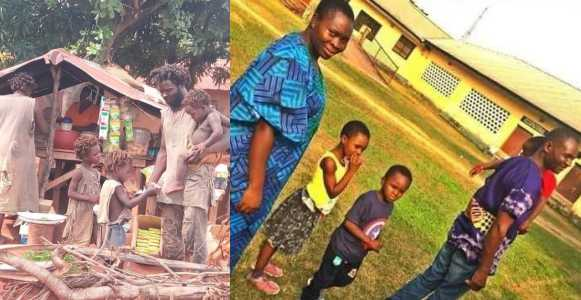 Checkout lovely new photos of Family of five plagued with madness in Cross River State