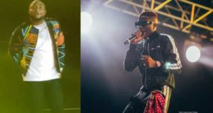 Davido reacts to comparison with Wizkid over 'Sold out' 02 Arena