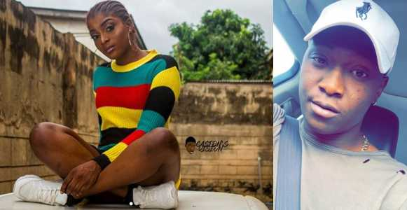 Edo state-based video vixen, Vitamin Wendy 'wakes up from the dead', replies her boyfriend