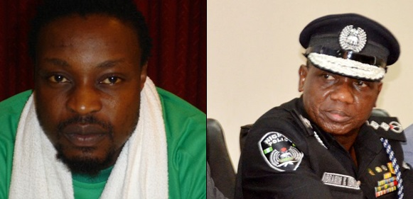 'If You Did Bad As The Police Boss, May Your Retirement Age Be As Miserable As The Lives Of Others You Made Miserable. ' - Eedris Abdulkareem's Farewell Message To Ibrahim Idris