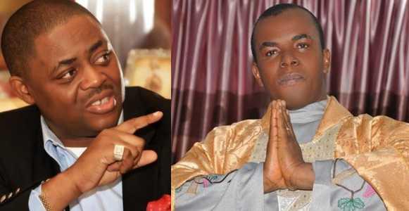 Fani-Kayode slams Fr. Mbaka for endorsing Buhari for second term