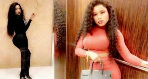 'Girls this 2019 we are sharing the d!cks' - Bobrisky says as he shares stunning new photo