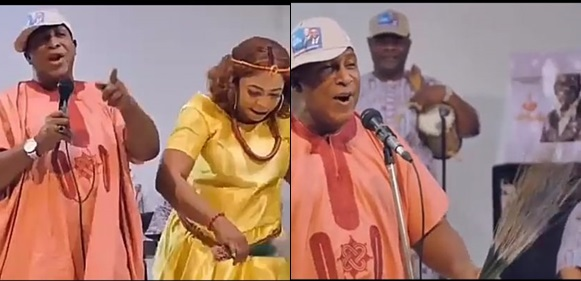 'Big, Shameless Hungry Bunch Of Fools!!!'- Jide Kosoko, Adebayo Salami, Yinka Quadri, Others Attacked For Performing In An All-Stars Campaign Jingle To Support Sanwo Olu