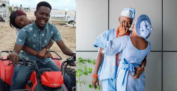 'Light of my life' - Simi celebrates husband, Adekunle Gold on his 32nd birthday