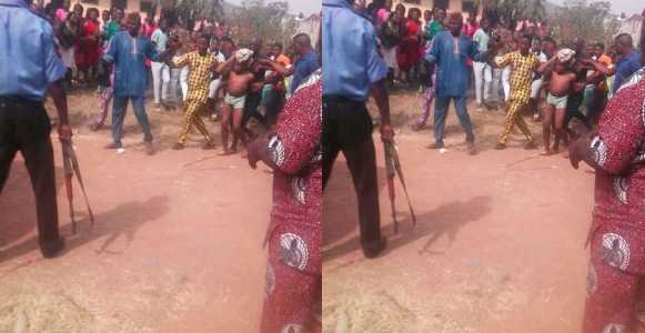 Male Student Apprehended After The Boxers Of His Male Classmate Was Found Tied With A Charm (Photo)