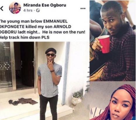 #ViralNow: Man flees after allegedly killing his tenant's boyfriend in Akwa Ibom 1