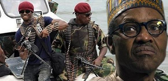 2019 Election: N-Delta Militants Give Buhari Their 'Shopping List'
