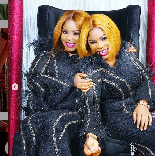 Odunlade Adekola's Protege, Eniola Alao, And Her Twin Sister Mark Birthday With Stunning Photos