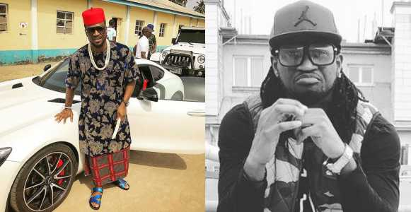 Paul Okoye in shock as follower begs for $2 million