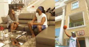 Paul Okoye kicks off the new edition of MTV Base's 'Celeb Living' by showing off his lavish home