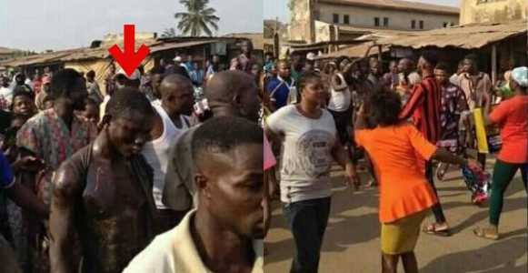 Prophet beaten to death after being caught eating bread and feces in Ekiti