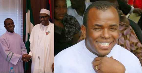 Rev Fr Mbaka Endorses Buhari, Ugwuanyi For Second Term