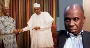 Rotimi Amaechi reacts to purported audio recordings of him attacking President Buhari
