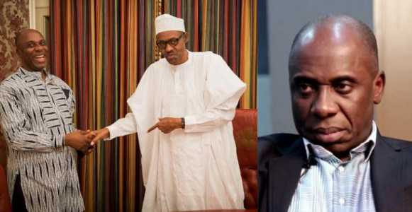 Rotimi Amaechi reacts to purported audio recordings of him attacking President Buhari