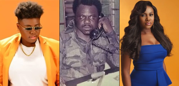 Teni Entertainer And Sister Niniola Write Touching Tributes For Dad Who Was Assassinated 24 Years Ago