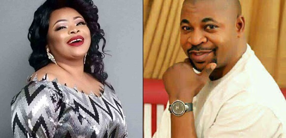 MC Oluomo makes the world a happy place –Actress  Dayo Amusa