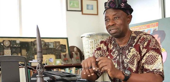 Why I haven't made any movie in 4 years – Tunde Kelani