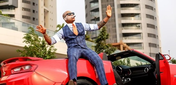 Image result for Nollywood Actor, IK Ogbonna Shares Cute Photos As He Celebrates His Birthday Today