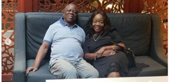 Linda Ikeji Celebrates Parents On Their 40th Wedding Anniversary