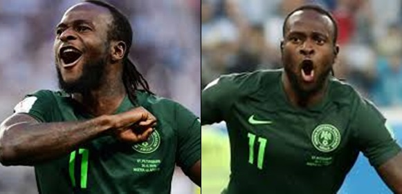 Victor Moses Vows to Bounce Back in 2019