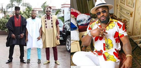Never bite the finger that fed you – Harrysong recognizes Kcee and E-Money's impact in his career