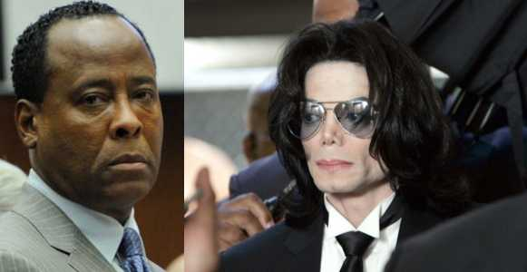 """Michael Jackson wore condoms to stop him from bed-wetting"" – Doctor Conrad Murray"