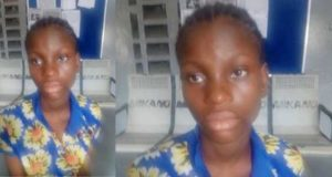 19-year-old girl $tabs her husband to death over alleged infidelity in Lagos