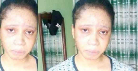 20-year-old lady arrested for allegedly k!lling her estranged boyfriend