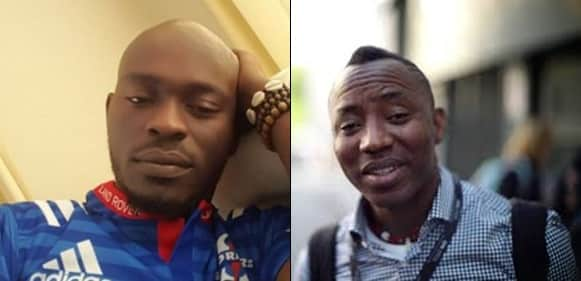#Nigeria Decides2019: Comedian Mr Jollof Quits Politics, Blasts Sowore For Betraying Him