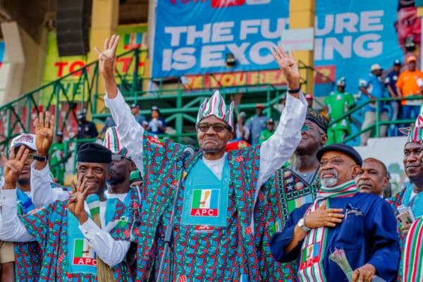 Presidential Pool: Buhari floors Atiku to win Gombe with 73 percent votes