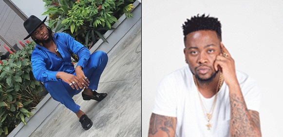 Teddy A, Bbnaija's Teddy A slams a Twitter user who called him out after he shared a photo of himself (Screenshot), Latest Nigeria News, Daily Devotionals & Celebrity Gossips - Chidispalace