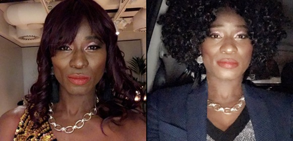 Check out Bisi Alimi's look to the Conduit's LGBT history month event