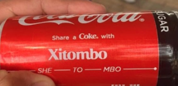 Coca-Cola under fire for naming a can of drink after the female sex organ