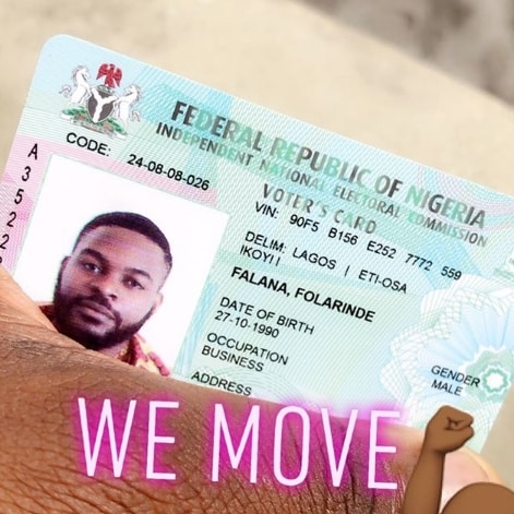 #Nigeria Decides, falz