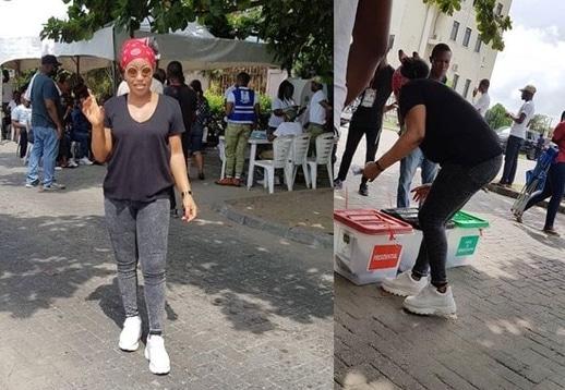 #NigeriaDecides, Rita Dominic