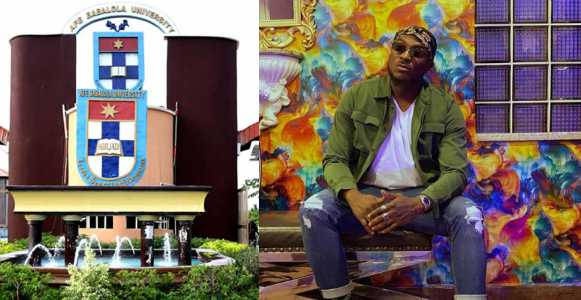 ABUAD alumni calls out Davido's act, Peruzzi for allegedly scamming them of ₦600,000