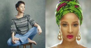 Actress Adesua Etomi celebrates 33rd birthday with stunning portrait