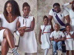 Actress Mercy Johnson shares lovely family photos